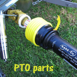 PTO for tractor replacement parts