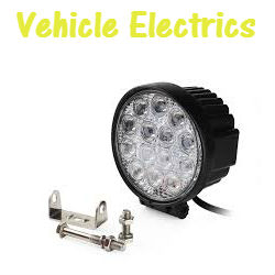 lights and vehicle electrics